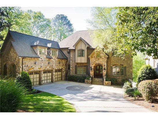 European,Traditional, Residential Detached - Atlanta, GA (photo 1)
