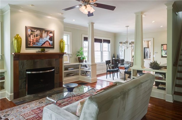 Bungalow,Craftsman, Residential Detached - Atlanta, GA (photo 4)