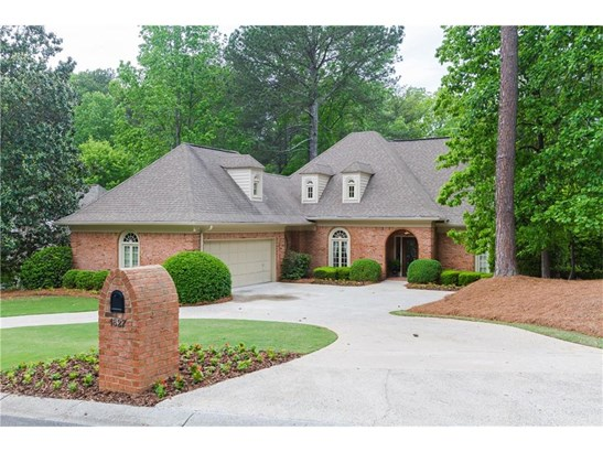 Residential Detached, Traditional - Marietta, GA (photo 2)