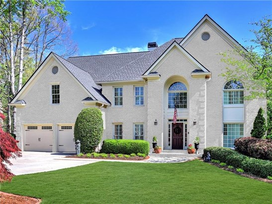 Single Family Residence, Traditional - Marietta, GA