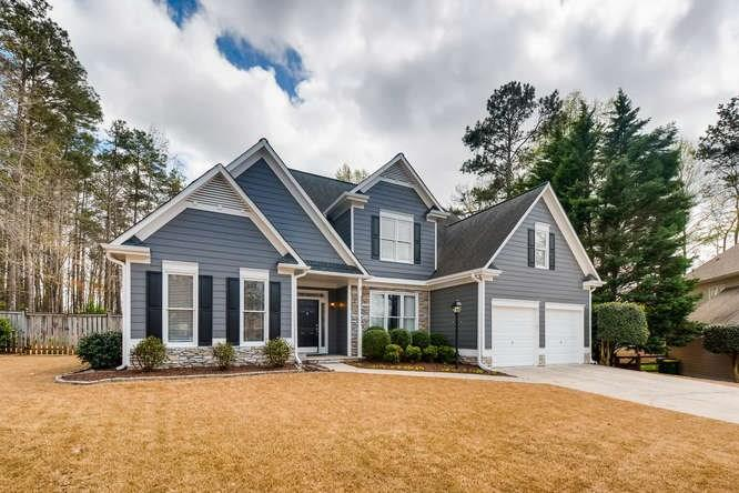 Residential Detached, Traditional - Powder Springs, GA (photo 1)