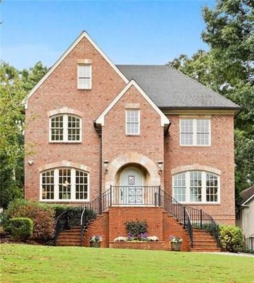 Single Family Residence, Traditional - Atlanta, GA