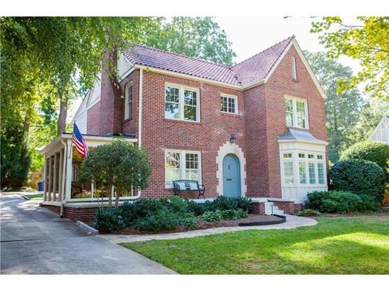 Tudor, Residential Detached - Atlanta, GA (photo 1)