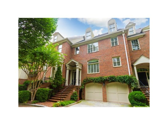 Townhouse,Traditional, Built as Townhouse - Atlanta, GA (photo 1)