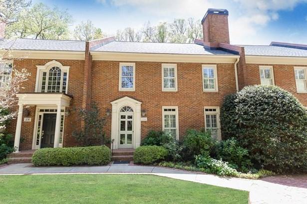 Townhouse,Traditional, Built As Condominium - Atlanta, GA (photo 1)