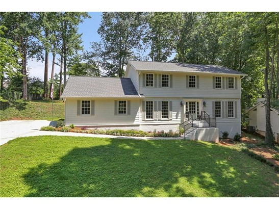 Residential Detached, Traditional - Marietta, GA (photo 1)
