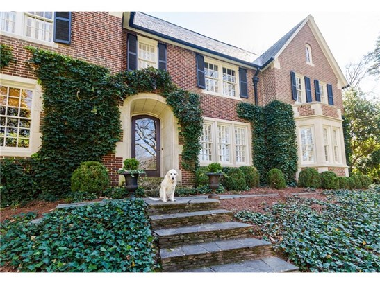 Residential Detached, Traditional,Tudor - Atlanta, GA (photo 3)