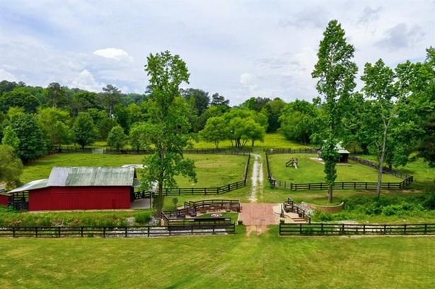 European,Traditional, Single Family Residence - Lawrenceville, GA