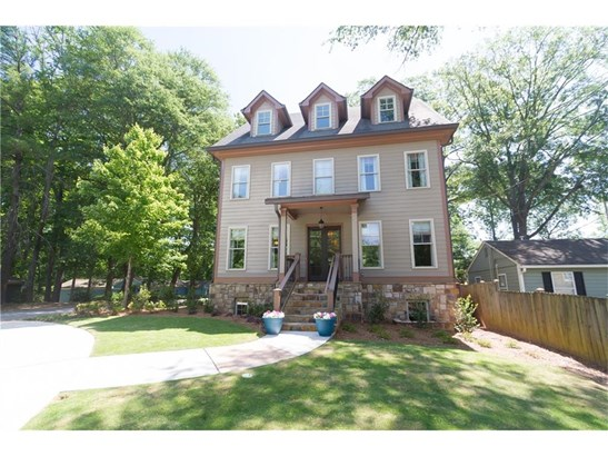 Craftsman,Traditional, Residential Detached - Brookhaven, GA (photo 2)