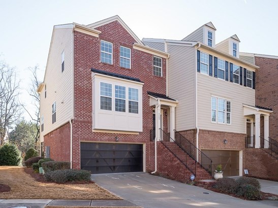 Townhouse,Traditional, Built as Townhouse - Smyrna, GA (photo 2)