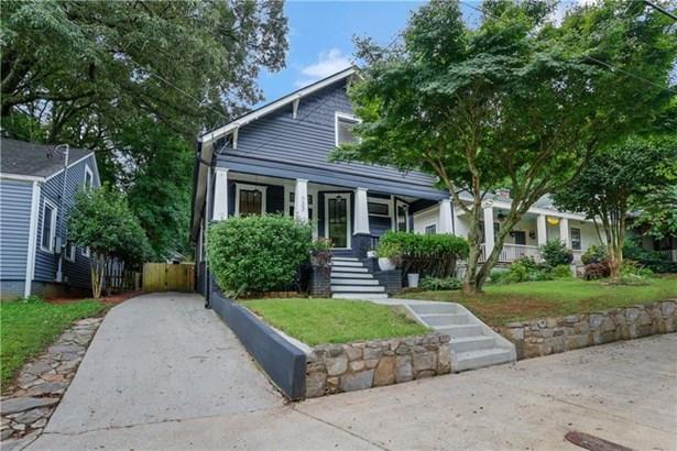 Bungalow,Craftsman, Single Family Residence - Atlanta, GA