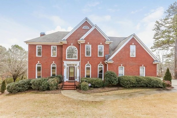 Residential Detached, Colonial - Smyrna, GA (photo 1)