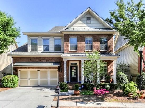 Residential Detached, Traditional,Tudor - Smyrna, GA (photo 1)