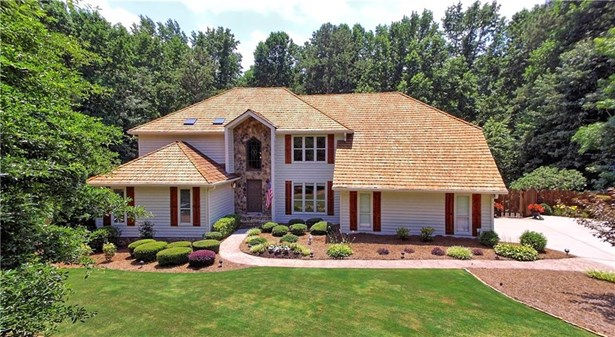 Residential Detached, Colonial - Roswell, GA