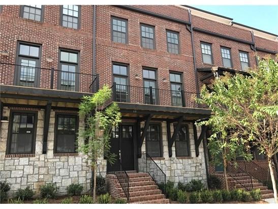 European, Built as Townhouse - Atlanta, GA (photo 1)
