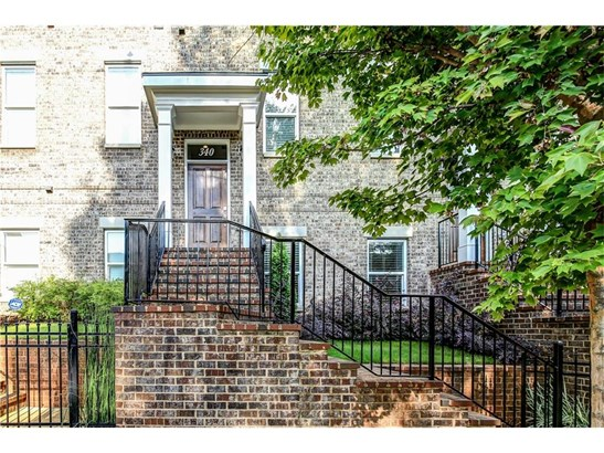 Attached, Townhouse,Traditional - Atlanta, GA (photo 2)