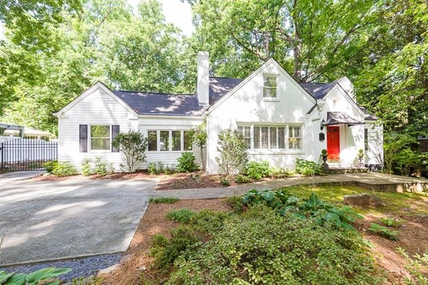 Bungalow,Traditional, Residential Detached - Atlanta, GA