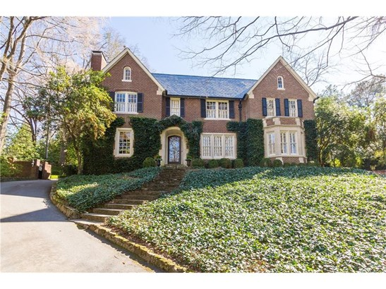 Residential Detached, Traditional,Tudor - Atlanta, GA (photo 1)