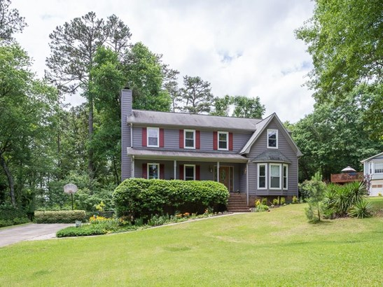 Residential Detached, Cape Cod,Traditional - Woodstock, GA (photo 1)