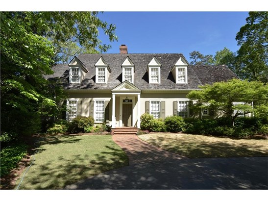 Residential Detached, Cape Cod,Traditional - Sandy Springs, GA (photo 1)