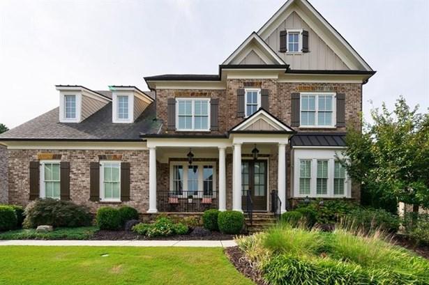 Craftsman,Traditional, Single Family Residence - Marietta, GA