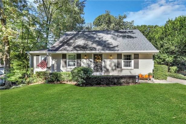 Cape Cod, Single Family Residence - Atlanta, GA