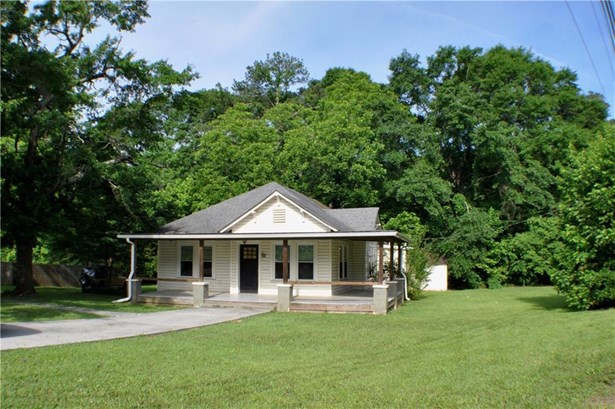 Residential Detached, Cottage,Other - Fairburn, GA (photo 1)
