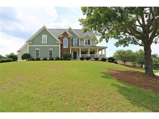 Residential Detached, Traditional - Kennesaw, GA (photo 1)