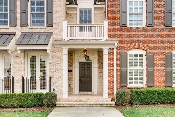 Townhouse,Traditional, Built as Townhouse - Atlanta, GA (photo 3)
