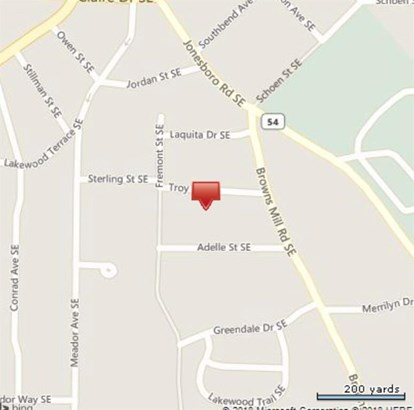 Residential Detached, A-Frame - Atlanta, GA (photo 3)