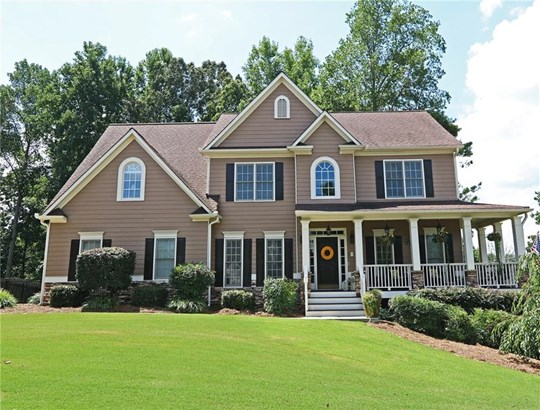 Residential Detached, Traditional - Powder Springs, GA