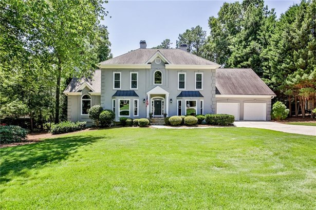 European,Traditional, Residential Detached - Roswell, GA