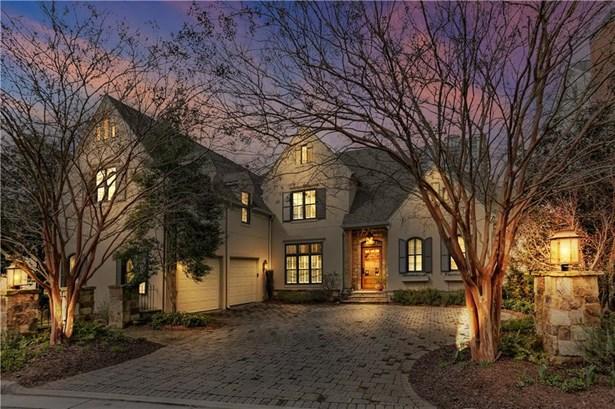European,Traditional, Residential Detached - Atlanta, GA (photo 2)