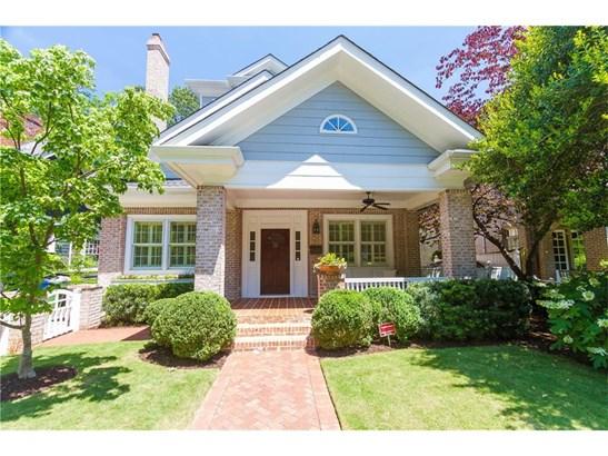 Craftsman,Traditional, Residential Detached - Atlanta, GA (photo 2)