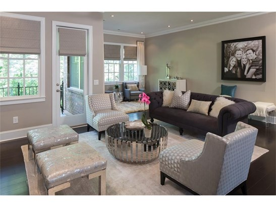 Contemporary/Modern,Townhouse, Built as Townhouse - Brookhaven, GA (photo 5)