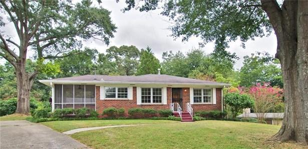 Ranch, Residential Detached - Decatur, GA