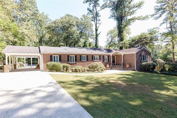 Single Family Residence - Atlanta, GA (photo 1)