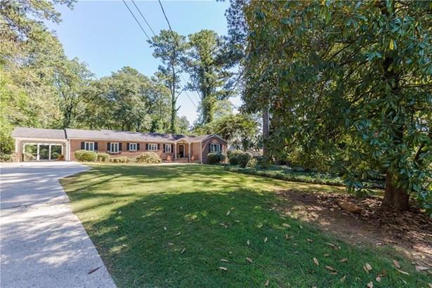 Single Family Residence - Atlanta, GA (photo 3)