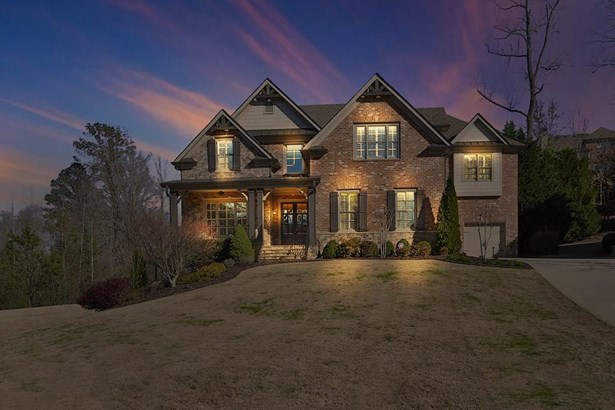European,Traditional, Residential Detached - Duluth, GA (photo 1)