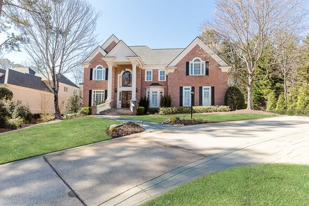Residential Detached, Traditional - Alpharetta, GA (photo 1)