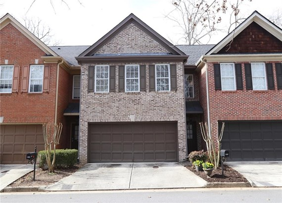 Townhouse,Traditional, Built as Townhouse - Chamblee, GA (photo 1)