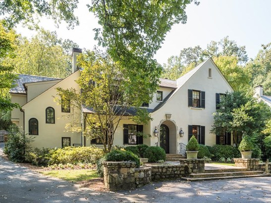 French Provncial, Residential Detached - Atlanta, GA (photo 1)