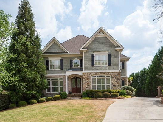 Residential Detached, Traditional - Roswell, GA (photo 1)