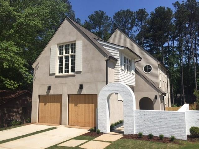Residential Detached, French Provncial,Traditional - Smyrna, GA (photo 1)
