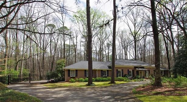 Ranch, Residential Detached - Stone Mountain, GA (photo 2)