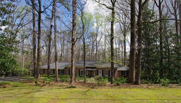Ranch, Residential Detached - Stone Mountain, GA (photo 3)