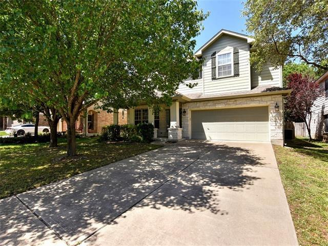 1822 Paradise Ridge Dr, Round Rock, TX - USA (photo 1)