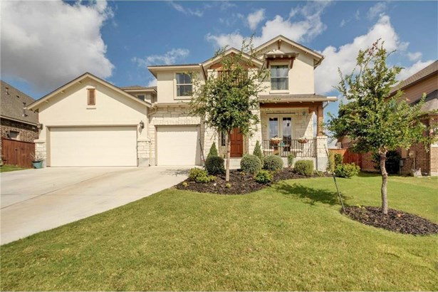 2956 Saint Paul Rivera, Round Rock, TX - USA (photo 1)