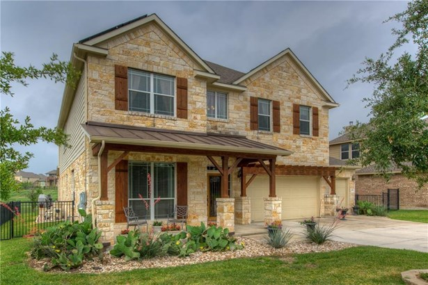 4372 Green Tree Dr, Round Rock, TX - USA (photo 1)
