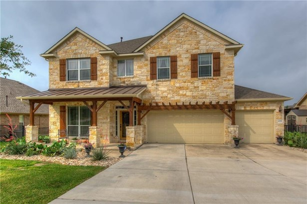 4372 Green Tree Dr, Round Rock, TX - USA (photo 2)